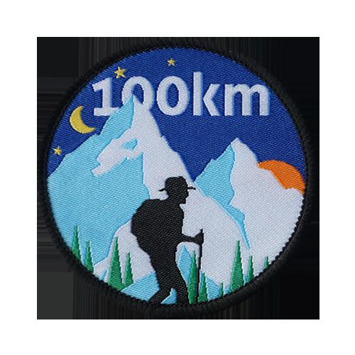 100-km-insigne